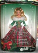 Happy Holidays Special Edition Barbie 1995