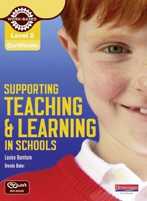 Level 2 Certificate for Supporting Teaching and Learning in Schools: