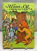 Wizard of oz Pop Up Book