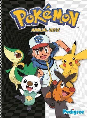 Pokemon Annual 2012 (Annuals 2012),Pedigree Books Ltd
