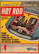 Hot Rod Magazine 1967