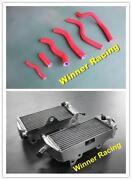 CR125 Radiator Hoses