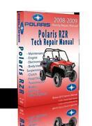 Polaris RZR 800 Manual