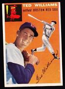 1954 Topps Ted Williams 1