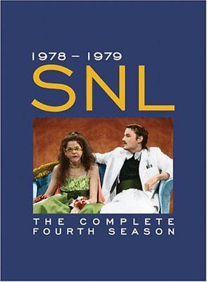 Saturday Night Live  Season 4  1978 1979 New Dvd  Ships Fast