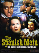 The Spanish Main DVD