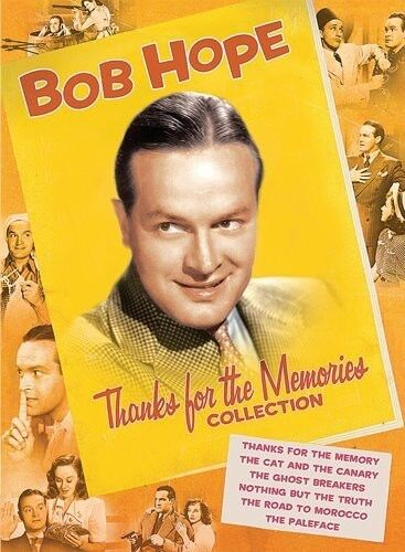 Bob Hope: Thanks for the Memories Collection [3 Discs] (2010, REGION 1 DVD New)