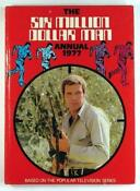Six Million Dollar Man Annual
