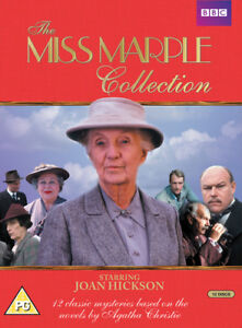 Agatha Christie's Miss Marple: The Collection DVD (2012) Joan Hickson ***NEW***