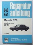 Mazda 626 Reparaturanleitung