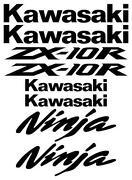 Kawasaki Ninja Stickers