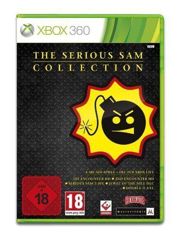The Serious Sam Collection | XB360 | Konsolenspiel | NEU & OVP