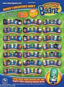 Mighty Beanz Series 1