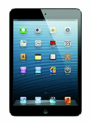 Apple iPad Mini Tablet 16GB Storage, 7.9 Display, WiFi, MD528LL/A - Black (C)
