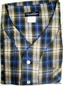 e08f298385 Mens Flannel Nightshirt