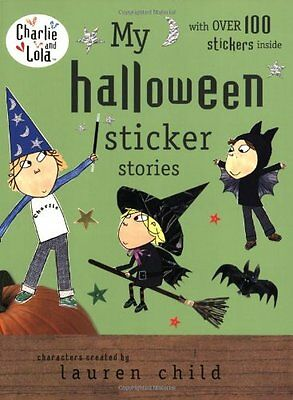 My Halloween Sticker Stories (Charlie and Lola)