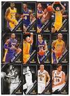 Pinnacle Los Angeles Lakers Sports Trading Lots