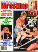 Sports Review Wrestling