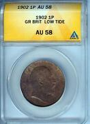 1902 Great Britain Penny