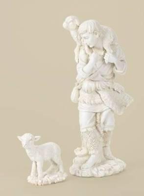 Shepherd Boy for 27 inch Best Nativity Set Yet Outdoor Garden - Best Nativity Sets