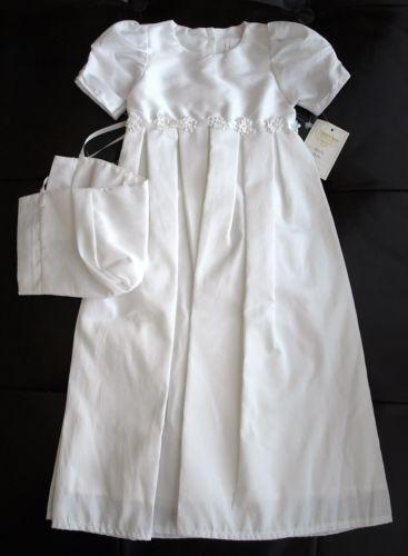 Ivory Christening Gown Ebay