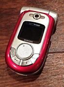 Samsung A950 Cell Phone