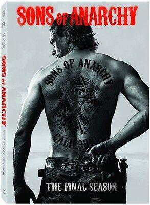 Sons Of Anarchy  Season 7 Dvd