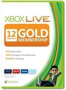 Xbox Gold Membership Free