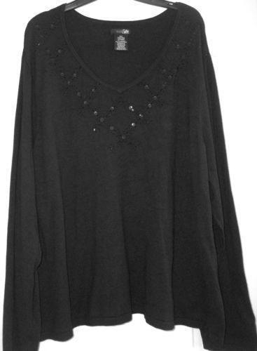 Womens Plus Size Sweaters Ebay