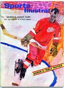 Gordie Howe Sports Illustrated