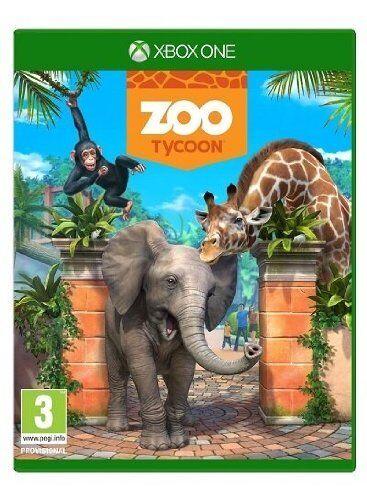 Xbox One Spiel Zoo Tycoon NEUWARE