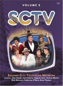 SCTV-Volume 2-Box set-5 dvds-very good condition