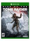 Rise of the Tomb Raider Microsoft Xbox One Video Games