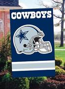 Dallas Cowboys Flag Banner