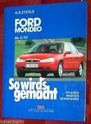 Reparaturanleitung Ford Mondeo