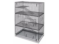 CHINCHILLA / RAT/ RODENT CAGES 3 TIER