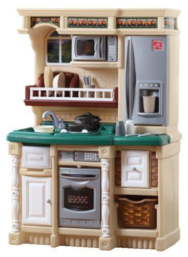 step 2 kitchen: toys & games | ebay