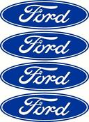 Ford Logo Sticker