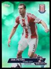 Stoke City Soccer Trading Cards