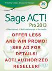 Sage Act Pro 2013