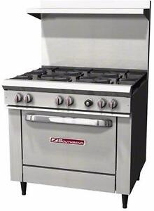 Southbend 6 Burner Range Model S36D - New with Free Shipping