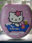Hello Kitty Toilet Seat