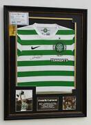Celtic Signed Shirt