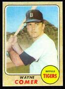 Detroit Tigers 1968 World Series