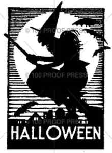 100-PROOF-PRESS-RUBBER-STAMPS-HALLOWEEN-SILHOUETTE-STAMP