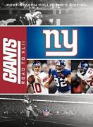 New York Giants DVD