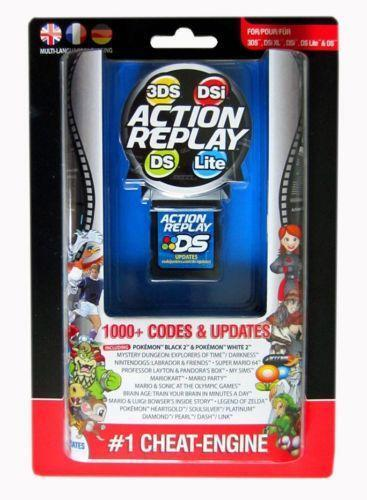 Action Replay for Nintendo DS | eBay