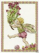 Fairy Cross Stitch Kit