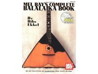 Mel Bays Complete Balalaika Book With DVD