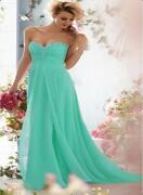H&M Kleid Blau 38
